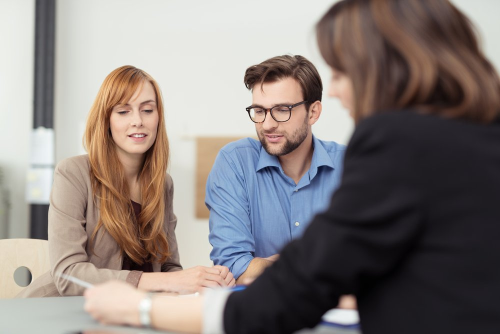 CSLP advising clients with student loans