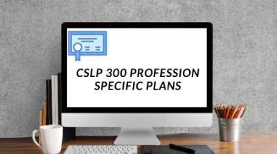 CSLP 300 Student loan repayment for medical, legal, and business professionals