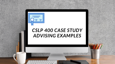 CSLP 400 - student loan repayment plan case analysis