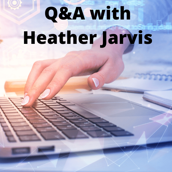 Heather Jarvis student loan expert q and a session